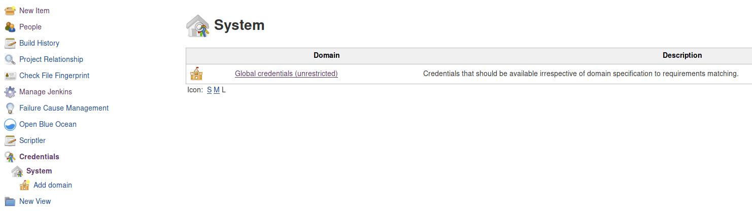 Jenkins Configure