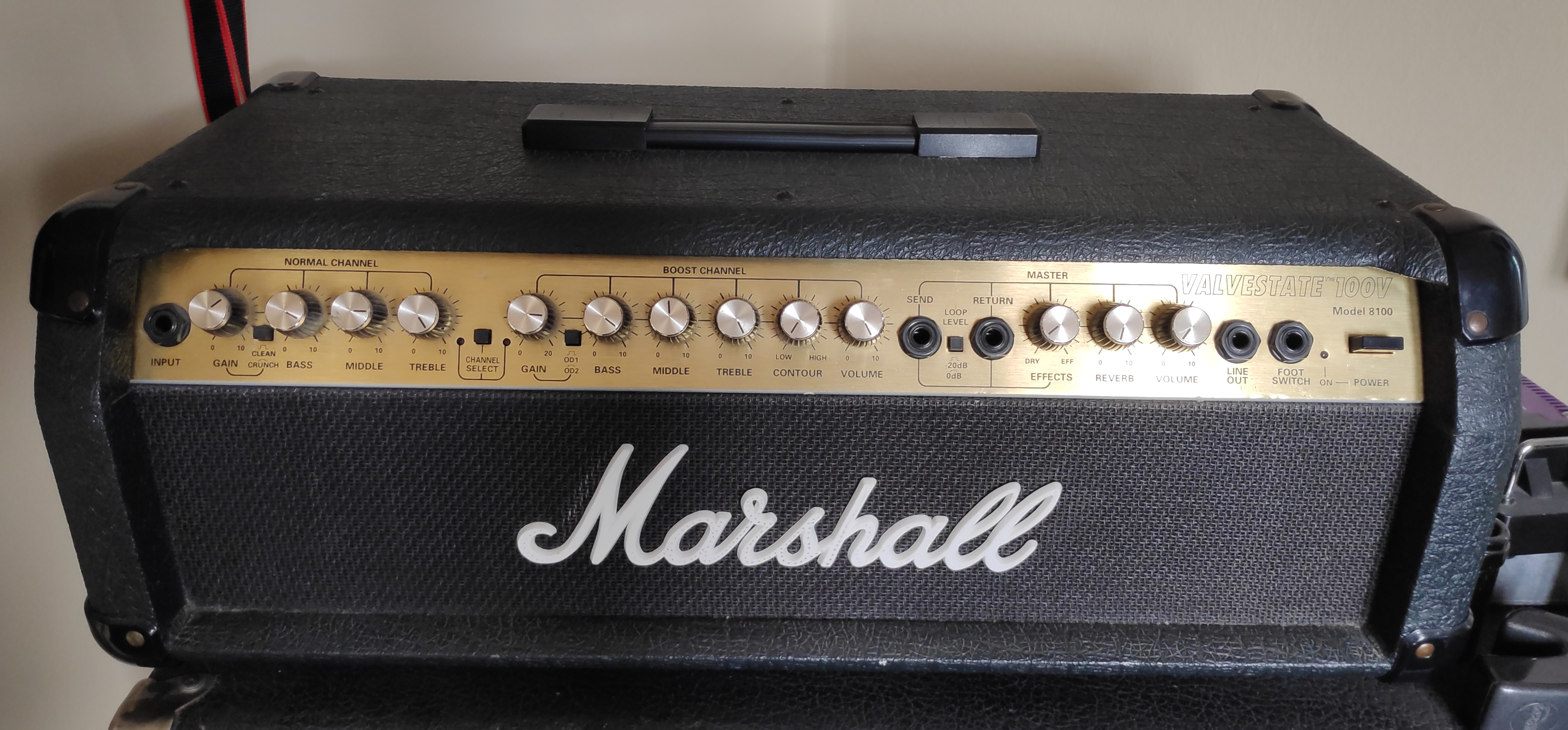 Marshall 8100