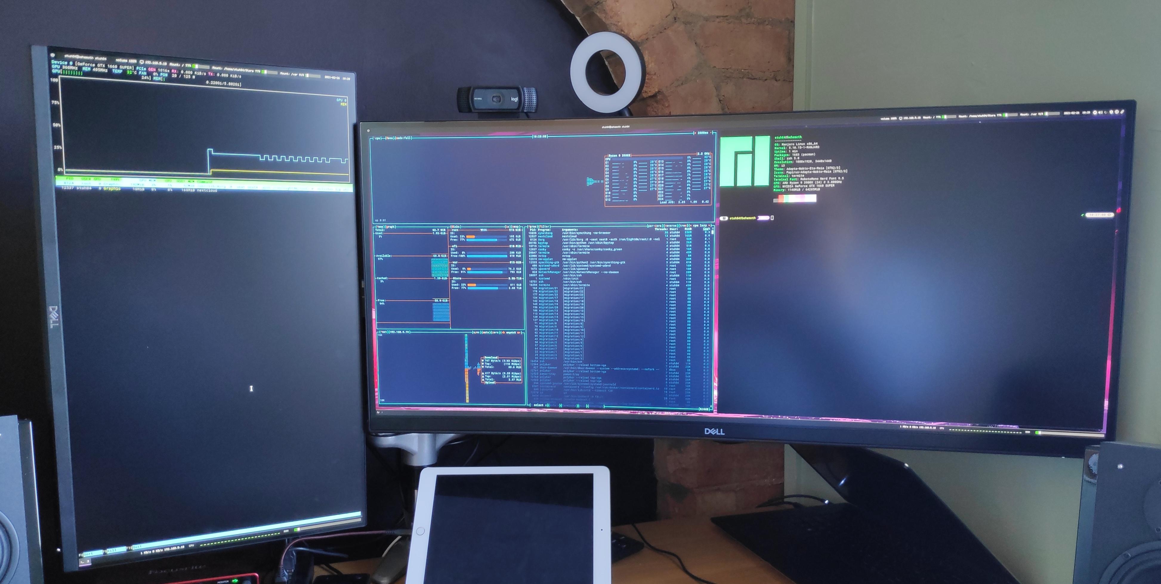 Office Monitors